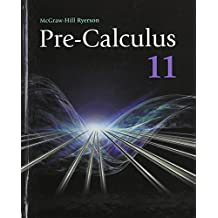 Pre-Calculus 11 Student Edition