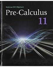 Pre-Calculus 11 Student Book