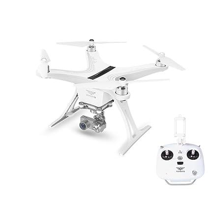 test drone yuneec breeze 4k