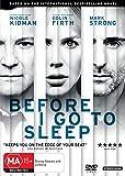 Before I Go To Sleep   NON-USA Format   PAL   Region 4 Import - Australia