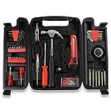 Home Repair Tool Kit by Tycana | Multi Tool Set, Homeowner Tool Kit, Tool Set | For All Home Repairs | 142 Piece Kit