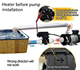 UCEDER Pool spa Part hot tub LX H20-Rs1 Thermostat