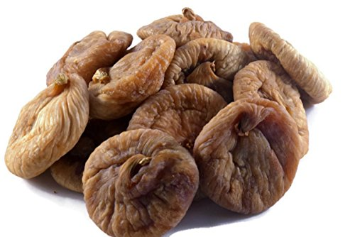 Dried Turkish FIGS, Sun Dried, No sugar added, No Sulfur - NUTS U.S. (5 pounds)