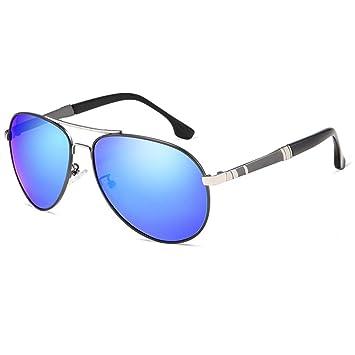 Amcer Gafas de Sol de conducción polarizadas para Caballeros ...