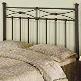 Coaster Home Furnishings Metal Headboard, Queen/Full, Rustic Metal