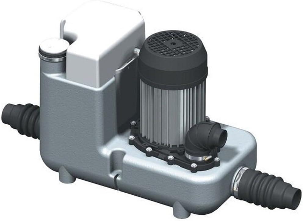SFA Sanicom 1 Hebeanlage - Schmutzwasserhebeanlage Test