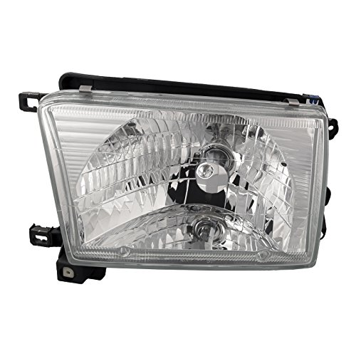 - Headlights Depot Replacement for Toyota 4Runner Headlight OE Style Replacement Headlamp Driver Side New