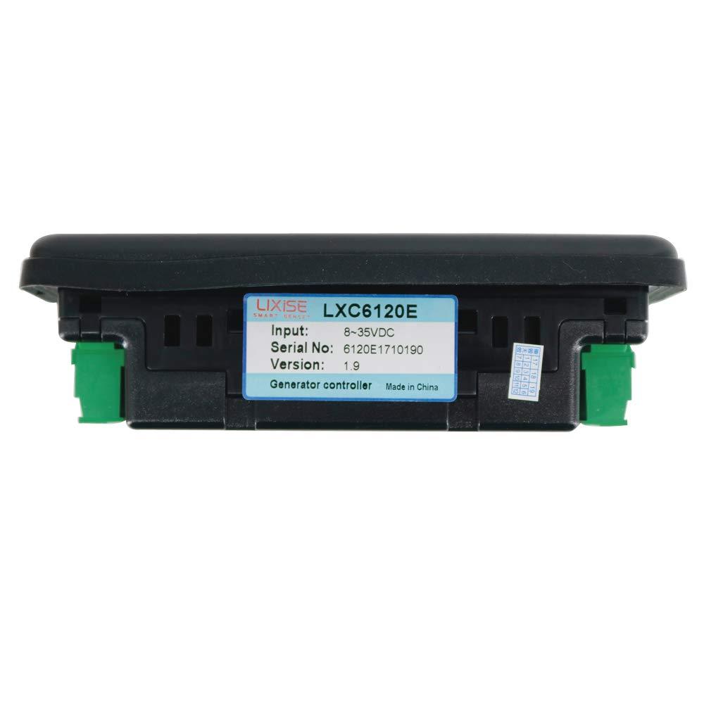 Amazon com: Graigar Diesel Generator Controller Digital