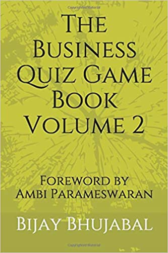 Amazon Fr The Business Quiz Game Book Volume 2 Foreword
