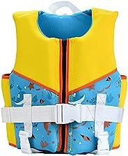 Seayan Kids Life Jacket Kids Swim Vest Toddler Life Jacket Swim Vest Kids Life Jacket Kids - Boys Girls Floati
