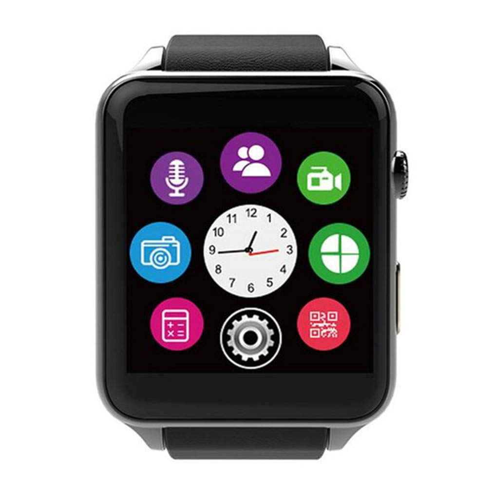 Reloj Inteligente con Bluetooth, Pantalla LCD TFT IPS HD de 1,54 ...