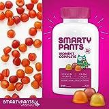Cheap SmartyPants Womens Complete Multivitamin: Non-GMO, Multivitamin Plus Omega 3, Folate, Vitamin D3, Vitamin B, CoQ10, 240 Adult Gummies