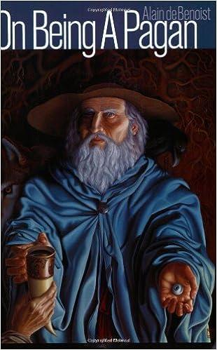 On Being A Pagan Benoist Alan De 9780972029223 Books Amazon Ca