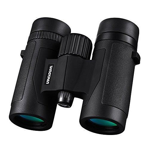 Wingspan Optics Spectator 8X32 Compact Binoculars for Bird Watching....
