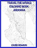 Travel the World coloring book: Andorra (Volume 4)