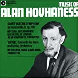 Music of Alan Hovhaness: Saint Vartan Symphony, No. 9 / Artik