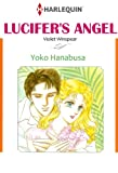 Lucifer's Angel by Violet Winspear front cover