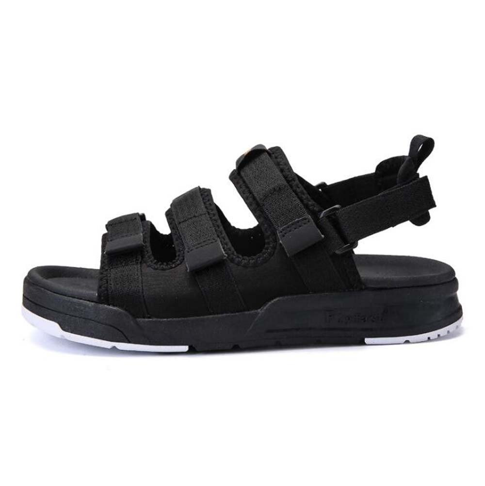 GLSHI Mens Sandals Casual Camo Comfort Sandals Outdoor Fashion Joker Sandals Black//Brown Size 39-44 Outdoor