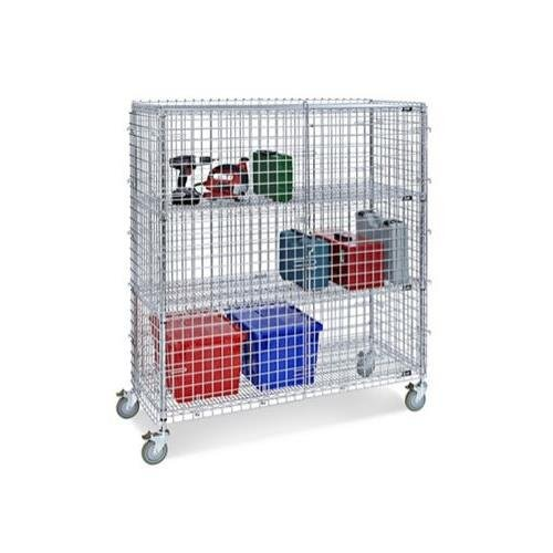 Wire Security Cart (ULINE H-2085 Security Wire Cart)