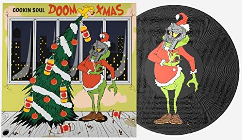 Limited Edition Herbs - Doom Xmas (Limited Edition Picture Disc Vinyl) MF Doom Cookin Soul