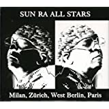 Milan, Zurich, West Berlin, Paris