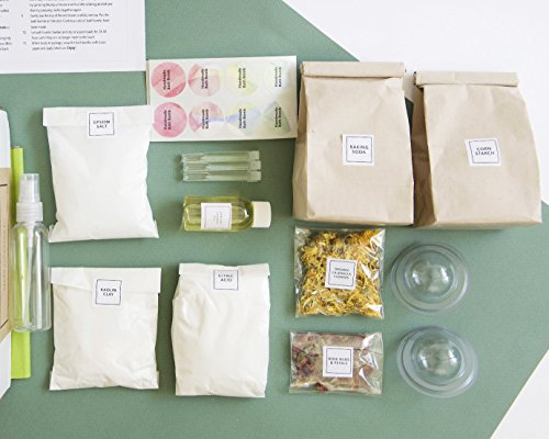 DIY Luxe Bath Bomb Making Kit with Molds
