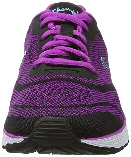 Champion Women's Low Cut Andromeda Competition Running Shoes Grey (Rub/Nbk) BkN01