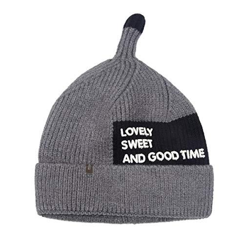 Acvip Mois B Unique Chapeau Taille 24 À Grey Style Bébé garçon 0 1x1wSYr7q