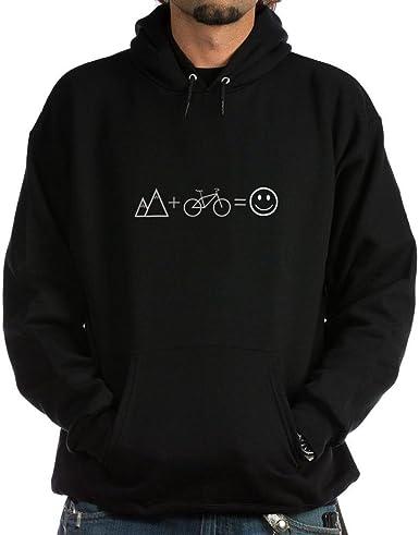 Small Hoodie Mountain Bike 1 Boys Casual Soft Comfortable Sweatshirts Kangaroo Pocket Hoodies