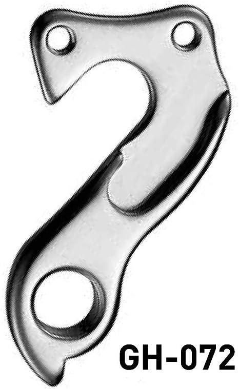 MC N-002 Patilla de Aluminio, Unisex Adulto, Gris, Talla Única ...