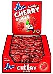 ALLAN Gummy Candy, Sour Cherry, 1080 Gram
