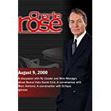 Charlie Rose (August 9, 2000)