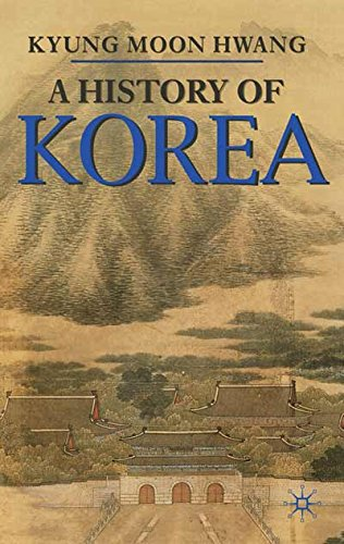 A History of Korea (Palgrave Essential Histories)