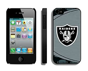 NFL Oakland Raiders iPhone 4 4S Case 021 NFL Case iPhone 4