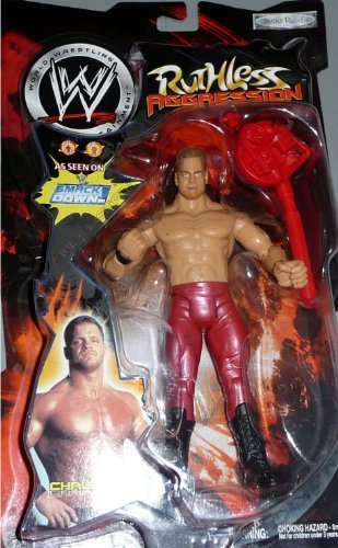 WWE Wrestling MAXIMUM Aggression 12 inch Series 2 Action Figures Elijah Burke by WWE