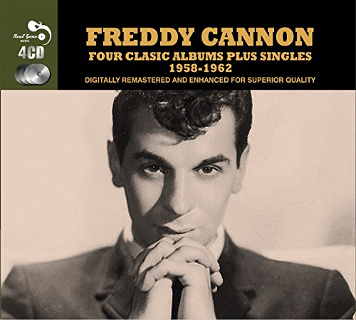 Freddy Cannon - The Explosive Freddy Cannon - Zortam Music