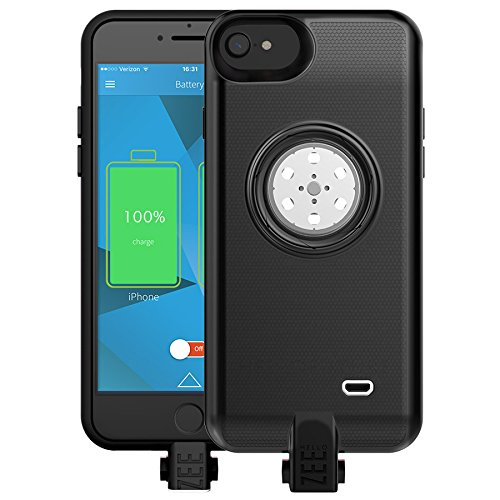 info for 29419 5e700 Amazon.com: iPhone 6/6s/7/8 - 100% Extra Battery + 64gb Memory case ...