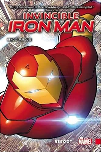 Amazon Com Invincible Iron Man Vol 1 Reboot 9780785199403