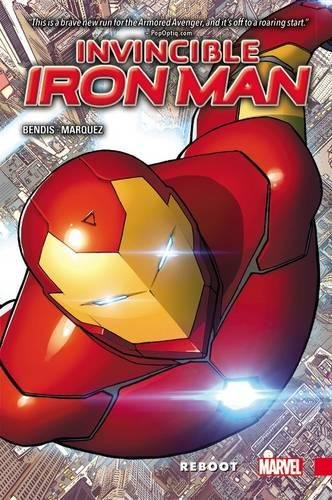 Price comparison product image Invincible Iron Man Vol. 1: Reboot