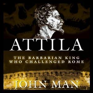 Attila Audiobook