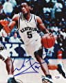 Wayne Turner Autographed 8x10 Photo Kentucky PSA/DNA #S27945