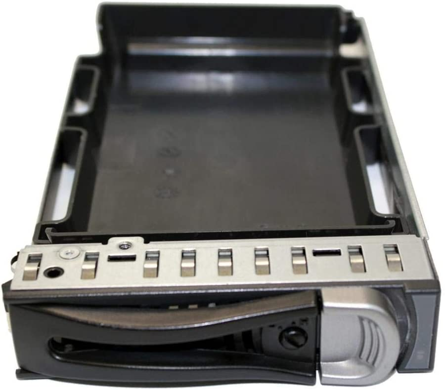 Dell 3.5-Inch SAS / SATA Hard Drive Carrier / Tray / Caddy for PowerEdge C6100 / C6105. P/N: 8TV68 (Renewed)