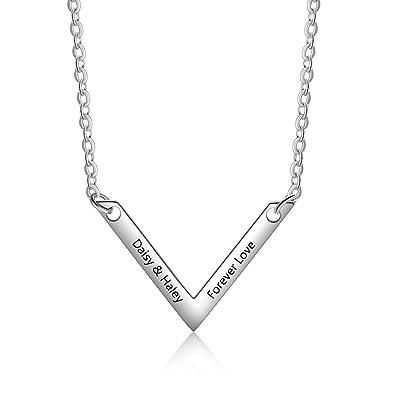 Grand Made Collar Personalizado de Acero Inoxidable con el ...