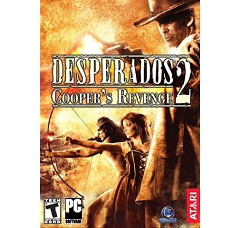 Amazon Com Desperados 2 Cooper S Revenge Online Game Code Video Games