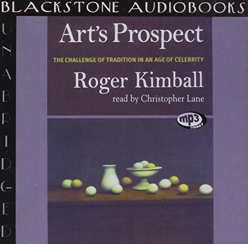 Arts Prospect: Library Edition by Blackstone Audio Inc
