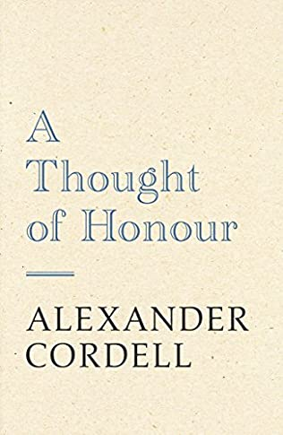 book cover of A Thought of Honour