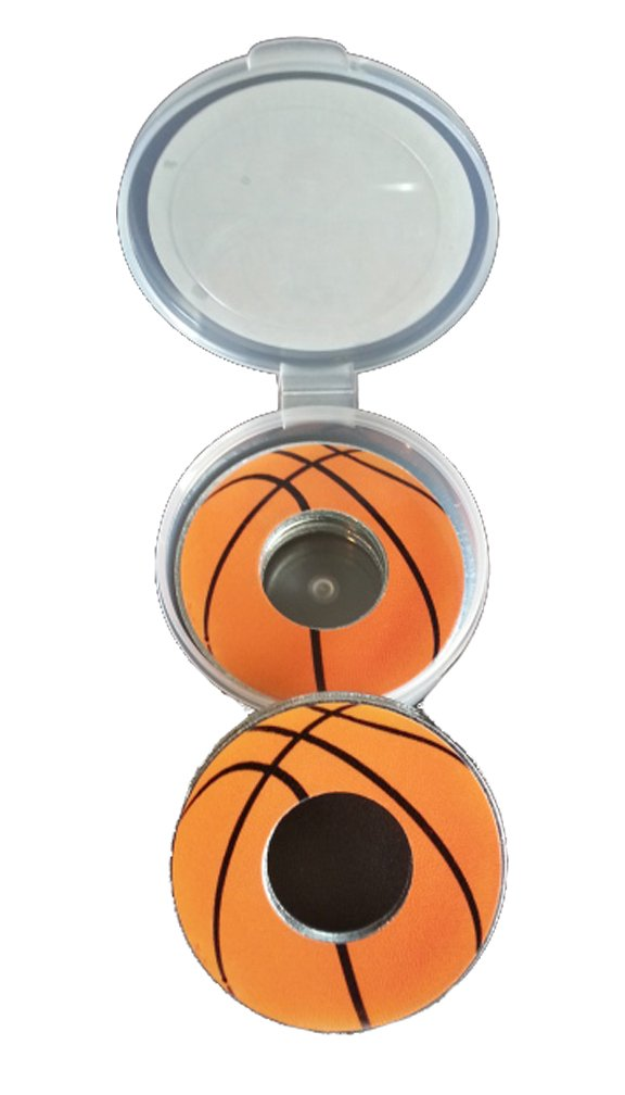 Inkin It Up Basketball Pitching Washers W/Case by Inkin It Up