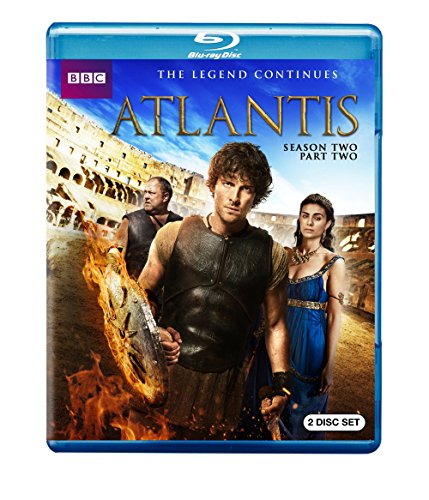Blu-ray : Atlantis: Season Two Part Two (2 Pack, 2 Disc)