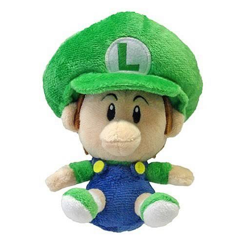 Official Super Mario Plush 5