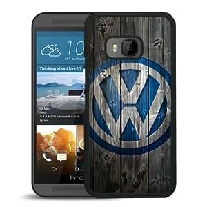 Volkswagen logo Black New Design Phone Case For HTC ONE M9 Case